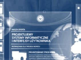 Systemy Informatyczne projektowane przez Entera Studio WWW