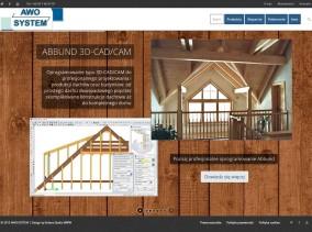 Strona www Awo System autorstwa Entera Studio WWW - programy Abbund