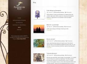 Personalna strona www lekarz-psycholog zaprojektowana przez Entera Studio WWW - blog