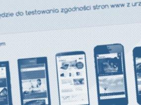 mobilnie.com.pl - narzędzie do testowania stron www w przeglądarkach mobilnych