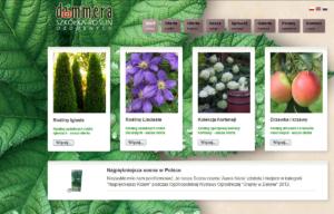Portal ogrodniczy Dammera - start