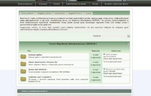 Portal dla Wspólnoty Mieszkaniowej Centrum I - forum