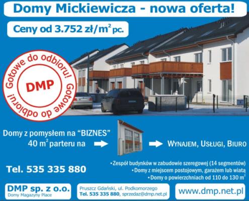 Billboard reklamowy DMP
