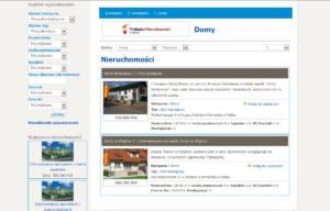 Portal deweloperski Econ Finance - prezentacja nieruchomości
