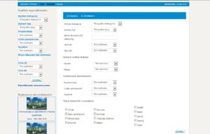 Portal deweloperski Econ Finance -zaawansowane wyszukiwanie