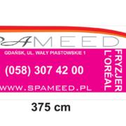 Flaga Reklamowa Spameed