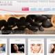 Strona www Kliniki Urody Spameed - strona startowa