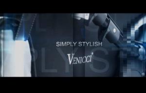 "Reklama marki Venicci ""Simply Stylish"""