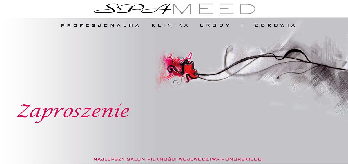 Zaproszenie dla kliniki Spameed