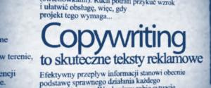 Copywriting - teksty na strony www
