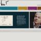 Portal internetowy Fundacji Herberta - strona startowa