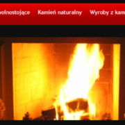 Strona www Witkowski Kominki