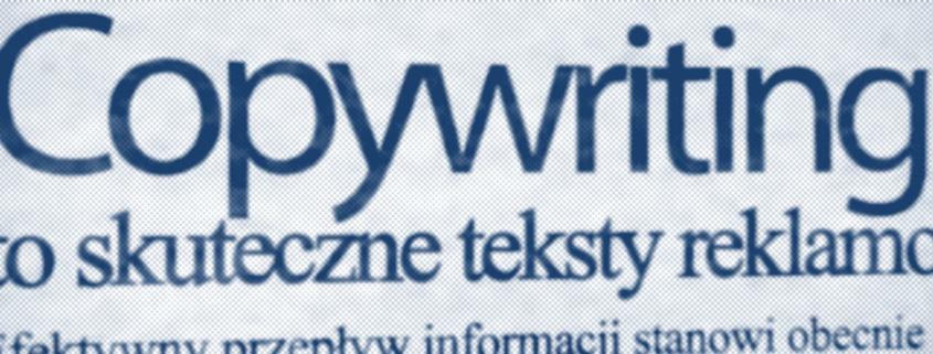 Entera Studio WWW opracowuje teksty na stronę www biura rachunkowego
