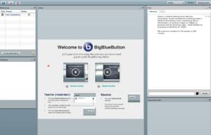 Platforma edukacyjna zaprojektowana przez Entera Studio WWW - oprogramowanie wideokonferencyjne
