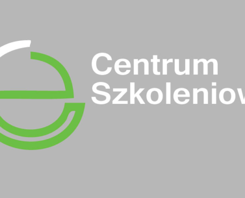 Logo Centrum Szkoleniowe zaprojektowane przez Entera Studio WWW