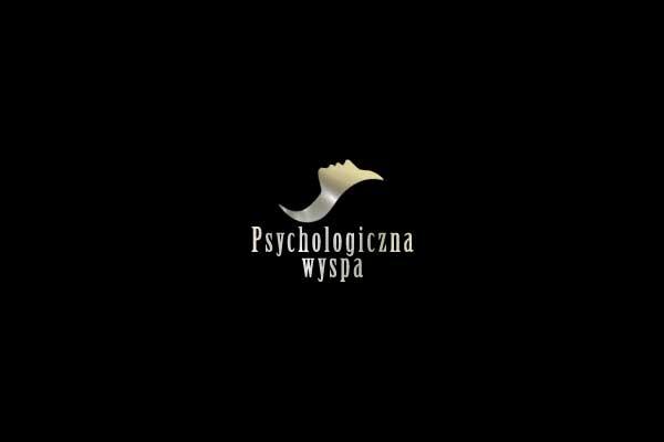Logotyp marki Psychologiczna Wyspa zaprojektowany przez Entera Studio WWW
