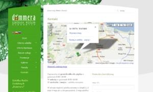 Nowa wersja katalogu produktów Szkółki Roślin Ozdobnych Dammera - kontakt