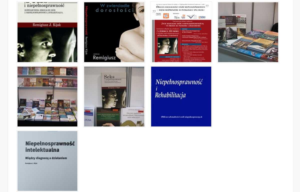 Strona www Nauka i Praktyka - książki
