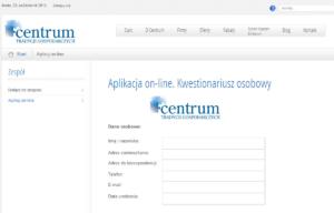 Centrum Tradycji Gospodarczych - system rekrutacyjny