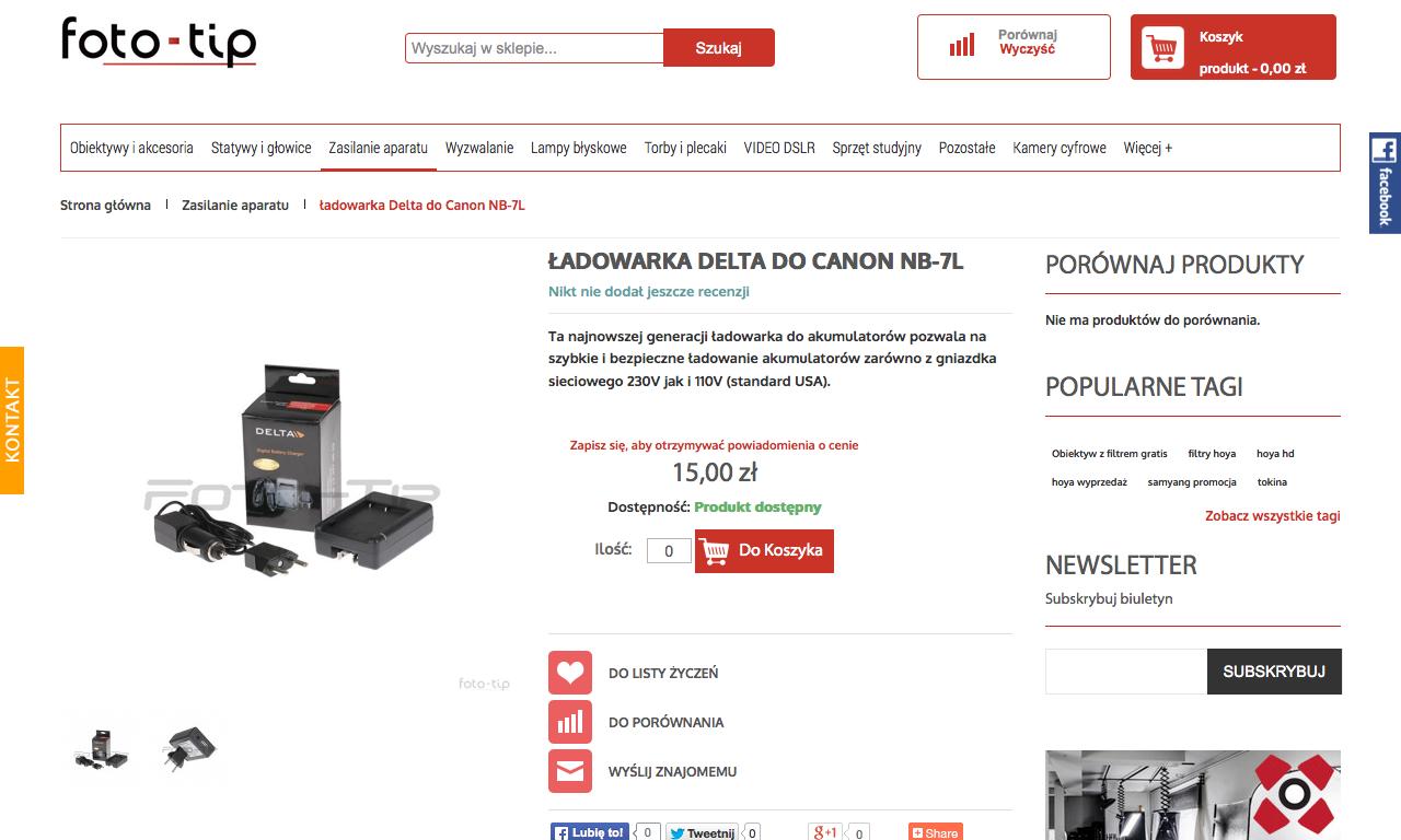Foto-Tip.pl - szczegóły produktu
