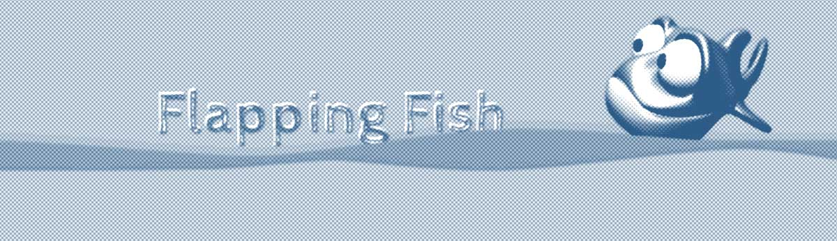 Flapping Fish - gra mobilna dla iOS i Windows Phone