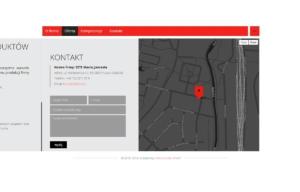 EZTE - strona www pełna energii - kontakt
