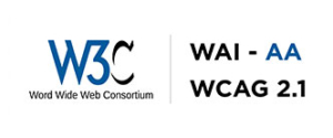 Logotypy zgodności z WCAG 2.0