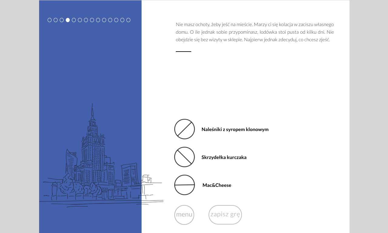 Zostań Dyplomatą - gra dla systemu iOS - kampania