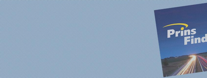 Aplikacja Prins Finder autorstwa Entera Studio WWW