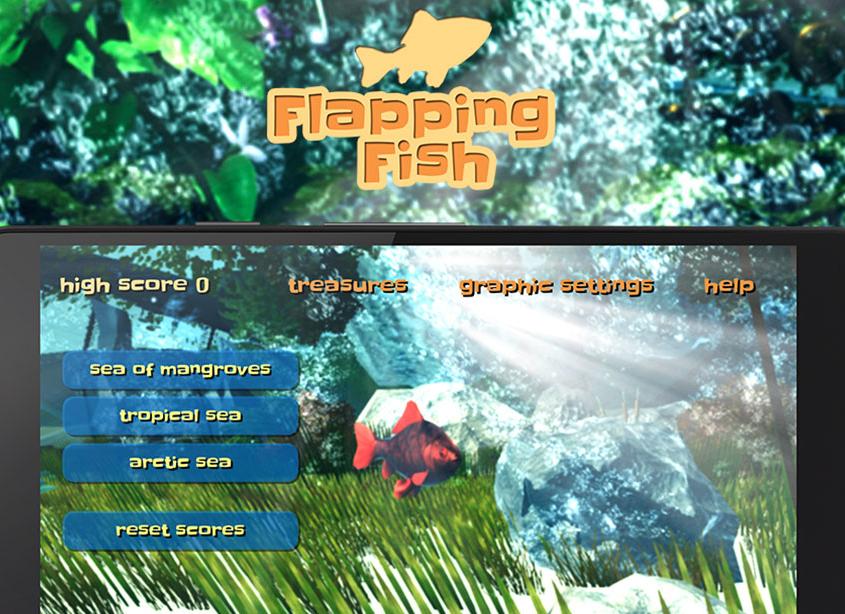 Pamiętacie jeszcze rybkę Flappy? Wróciła! W nowej, odmienionej formie.