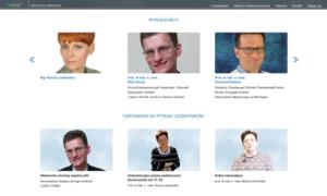 Portal zrealizowany przez nas dla firmy Kimze