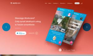 Workcare to najlepsza aplikacja do zamawiania drobnych usług na żądanie