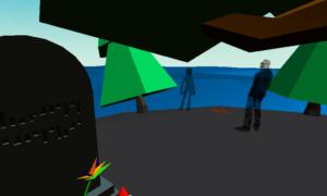 Gra mobilna virtual reality Emily VR