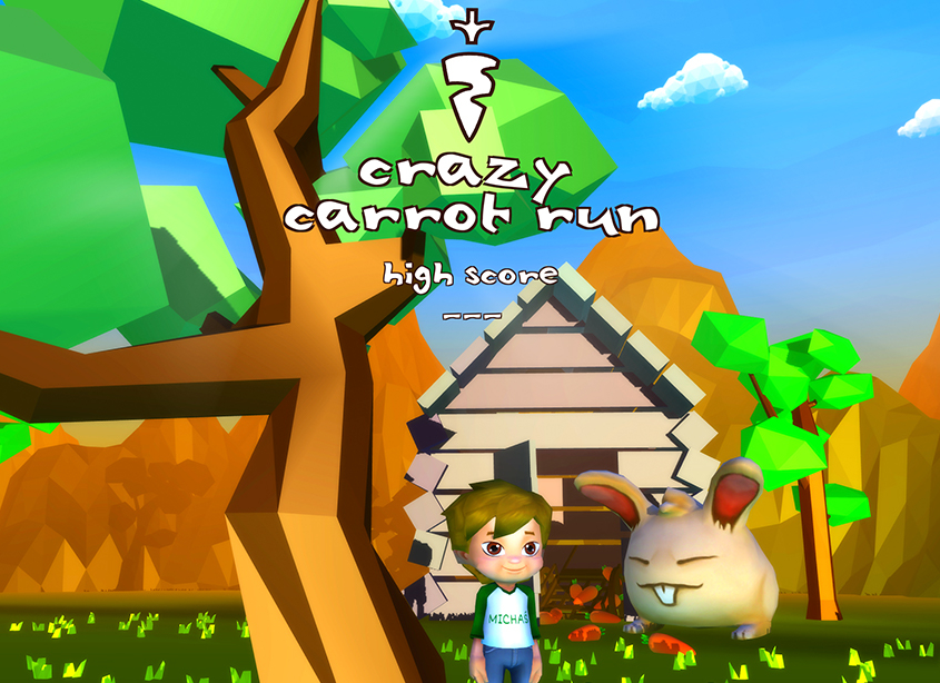 Crazy Carrot Run