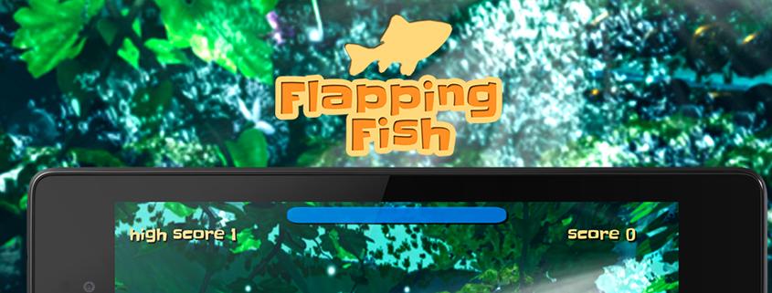 Polityka prywatności aplikacji mobilnej Flapping Fish