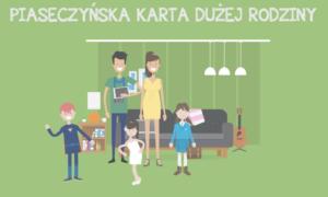 Film promocyjny Piaseczyńskiej Karty Dużej Rodziny
