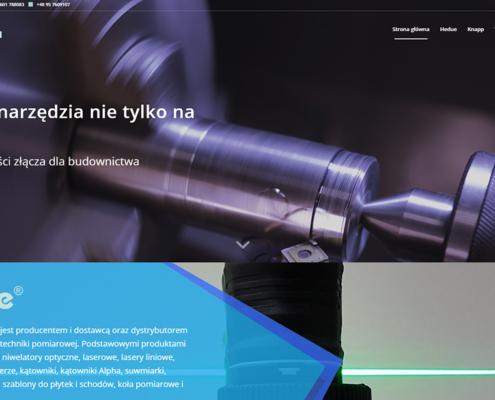 Strona WWW Awo-System - strona główna