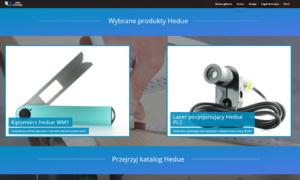 Strona WWW Awo-System - produkty 3D