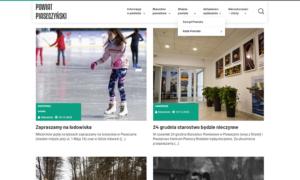 Portal Powiat Piaseczyński - sekcja aktualności